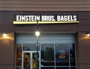Business Signs in Denver