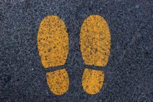 Foot Traffic Sign Company Benefits