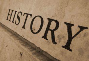 Colorado history signs buildings